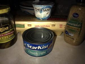 TunaIngredients